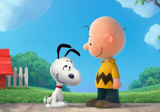 First Look At New Peanuts Movie