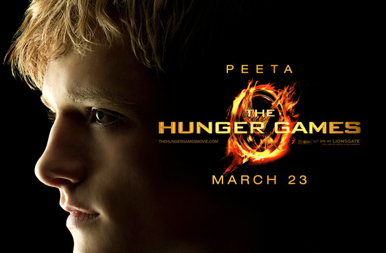 New Hunger Games Posters Include Haymitch, Effie And Cinna