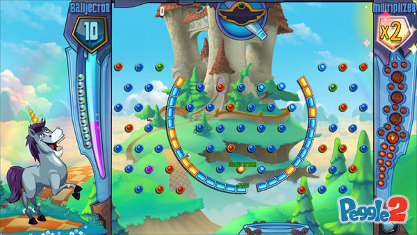 Peggle 2 Delayed From Xbox One Launch To December