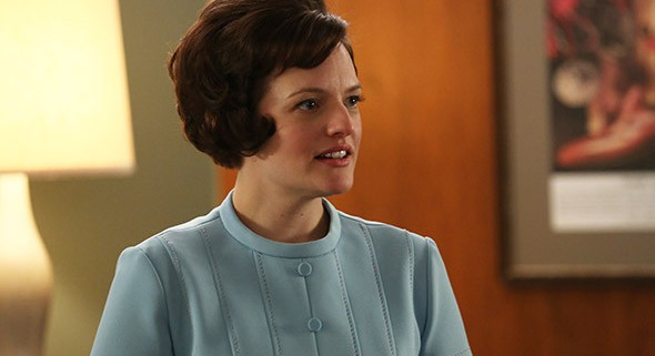 peggy olson mad men 590x321 Mad Men Gallery
