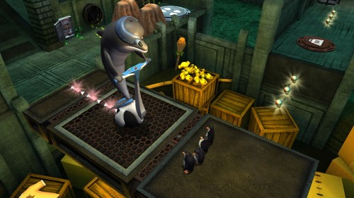 The Penguins Of Madagascar: Dr. Blowhole Returns - Again Review