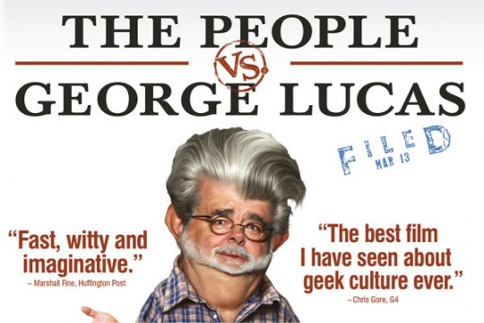 The People vs. George Lucas: Episode II To Hit In 2015