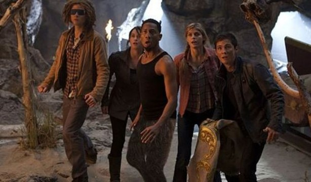 Wolves, Dragons And Robots In Percy Jackson: Sea Of Monsters Trailer