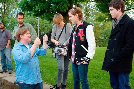 First Pictures For The Perks Of Being A Wallflower