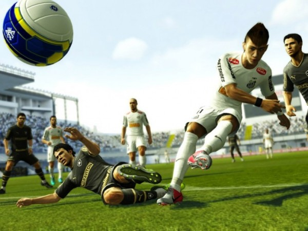 The FOX Is With Pro Evolution Soccer 2014