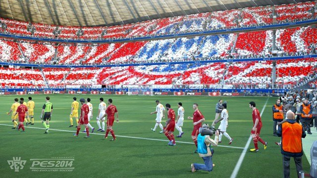 Pro Evolution Soccer 2014 Adds AFA Teams And Announcers
