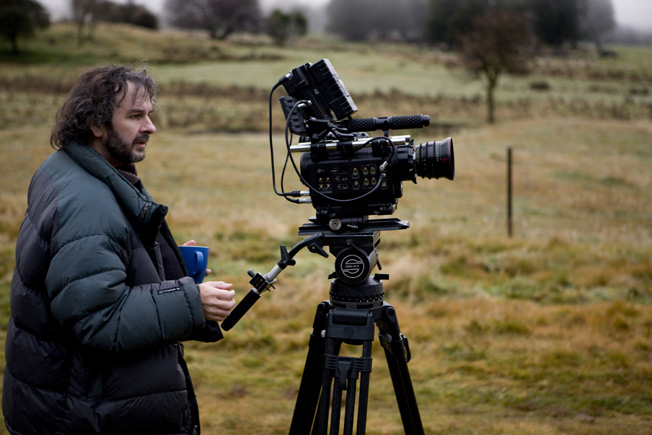 Peter Jackson Talks About Shooting The Hobbit In 48FPS