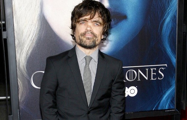 Peter Dinklage at the HBO's third season premiere of 'Game of Thrones
