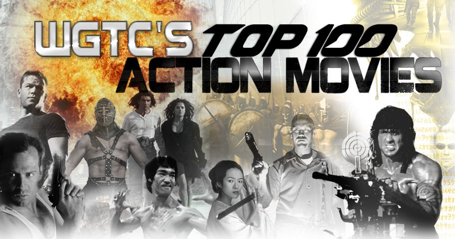 We Got This Covered's Top 100 Action Movies