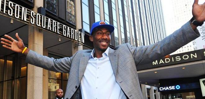 New York Knicks Reach An Agreement With Amare Stoudemire