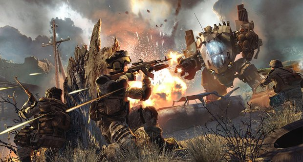 Crytek's Warface Coming To Xbox 360 In 2014