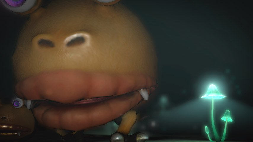 New Pikmin 3 Screenshots Reveal Life From The Pikmins Point Of View