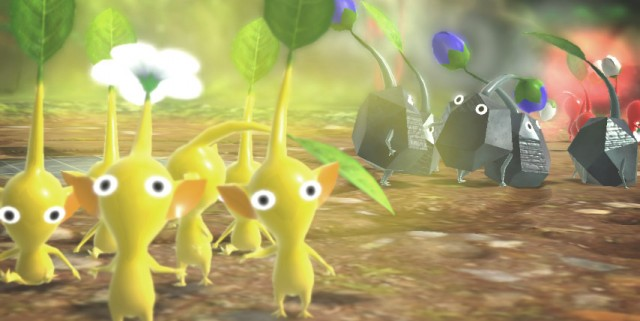 pikmin 3 13 640x321 New Pikmin 3 Screenshots Reveal Life From The Pikmins Point Of View
