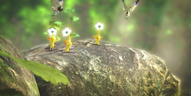 pikmin 3 14 640x321 New Pikmin 3 Screenshots Reveal Life From The Pikmins Point Of View