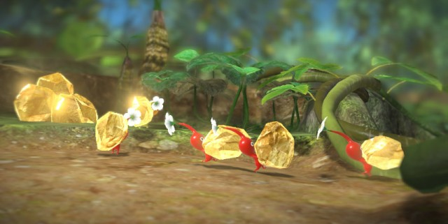 pikmin 3 15 640x321 New Pikmin 3 Screenshots Reveal Life From The Pikmins Point Of View
