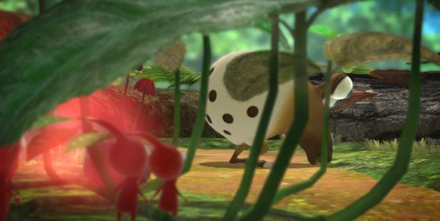pikmin 3 640x321 New Pikmin 3 Screenshots Reveal Life From The Pikmins Point Of View