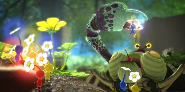 pikmin 3 7 640x321 New Pikmin 3 Screenshots Reveal Life From The Pikmins Point Of View