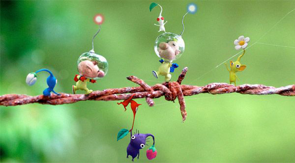 """Miyamoto: Pikmin 3 On Wii U Will Be The """"Ideal"""" Pikmin Game"""