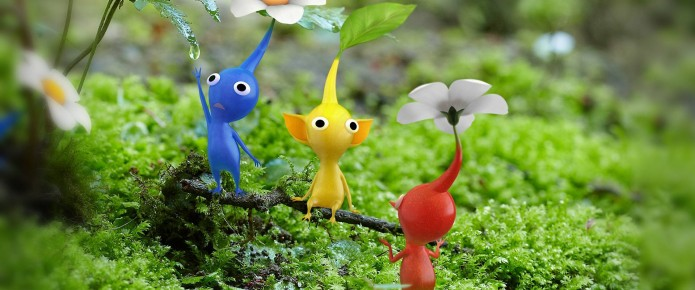 "Miyamto Intends To Reveal ""Pikmin Short Movies"" At A Tokyo Film Festival"