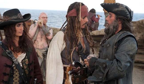 New Trailer For Pirates Of The Caribbean: On Stranger Tides