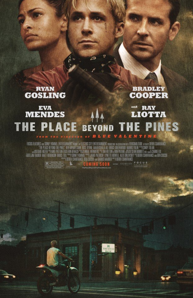 New Theatrical Poster For The Place Beyond The Pines