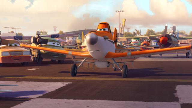 planes dusty Dane Cook Returns As Talking Plane In Disneys Planes: Fire & Rescue