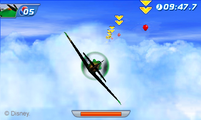 Disney's Planes: The Video Game Review