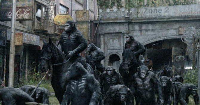 Planet Of The Apes Series May Continue Beyond Planned Trilogy, Says Andy Serkis