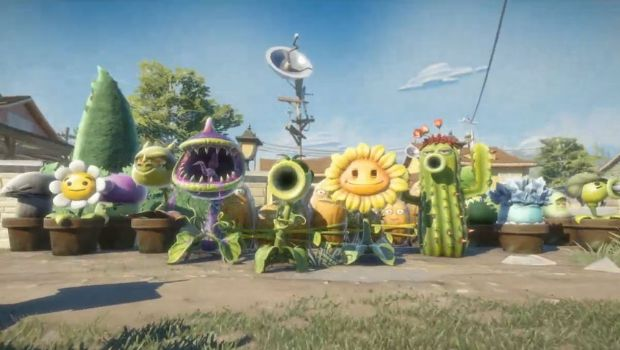 Plants vs. Zombies: Garden Warfare Goes Multiplayer Only