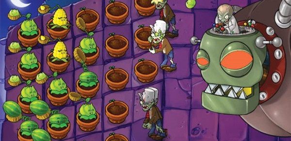 Plants Vs. Zombies 2 Revealed By PopCap For 2013