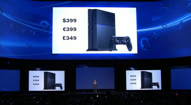Sony: PlayStation 4 Will Only Cost $399.99 At Launch