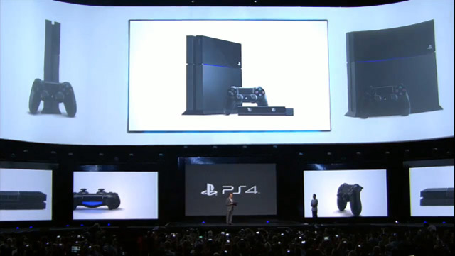 [Update] E3 2013: This Is Sony's PlayStation 4