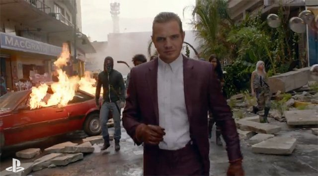 playstation 4 greatness awaits Turns Out That GTA V Commercial Shoot Was Really For PlayStation 4s Greatness Awaits Ad