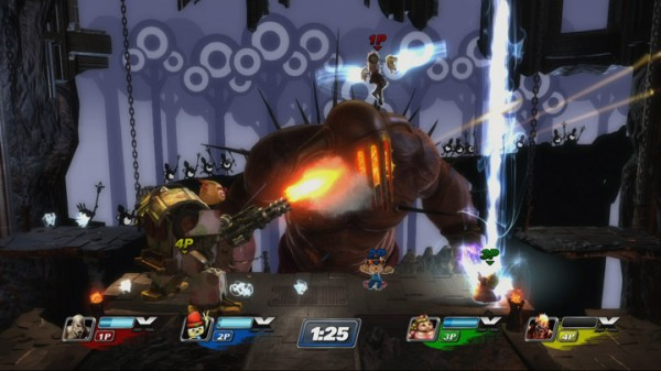 Sony Reveals That PlayStation All-Stars Battle Royale Is Headed To Vita; Announces Two New Characters