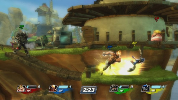 PlayStation All-Stars Battle Royale Hands-On Preview
