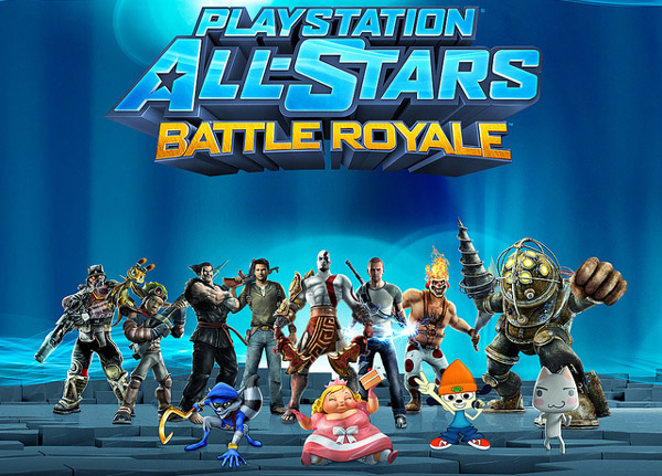 PlayStation All-Stars Battle Royale Public Beta Coming This Fall