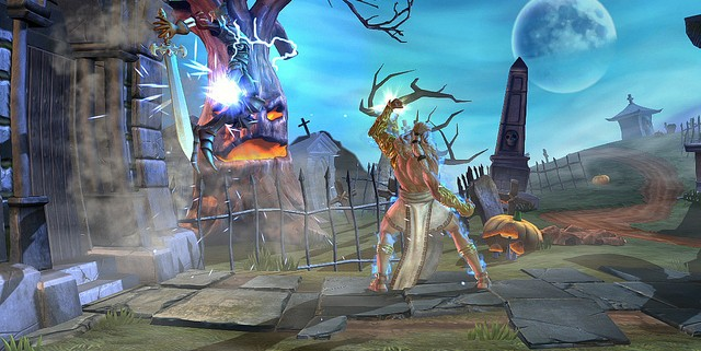 playstation all stars battle royale isaac zeus 3 640x321 Buy God Of War: Ascension Get Next PlayStation All Stars Battle Royale DLC Free