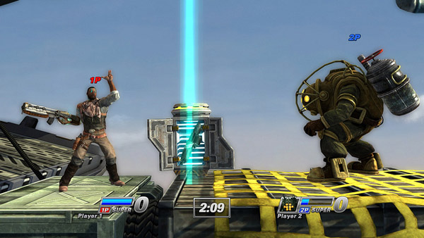 playstation all stars battle royale kat emmett 4 PlayStation All Stars Battle Royale Kat And Emmett Characters Detailed