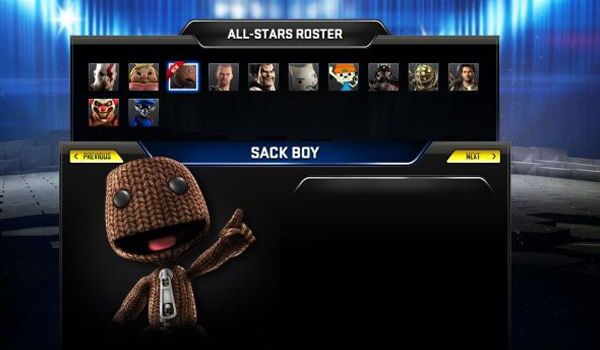 PlayStation All-Stars Battle Royale Leak Outs Raiden, Ryu, And More