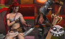 Nariko And Sir Daniel Fortesque Announced For PlayStation All-Stars