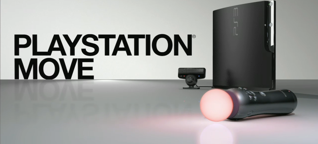 Is The PS Move Dead In The Water?