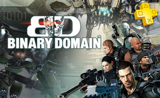 PlayStation Plus Update: Binary Domain & Oddworld Stranger's Wrath Are Free
