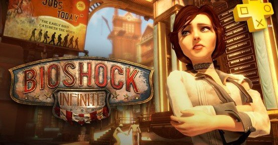PlayStation Plus Update: BioShock Infinite Free, Up To 75% In The 14 For '14 Sale