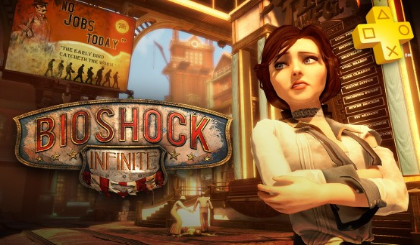 playstation plus bioshock infinite