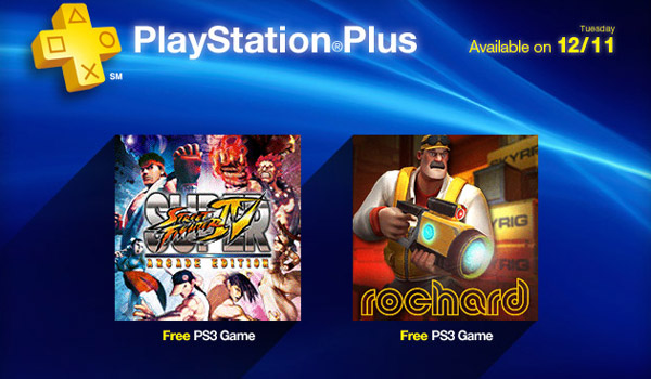 Super Street Fighter IV Arcade Edition Free Today For PlayStation Plus