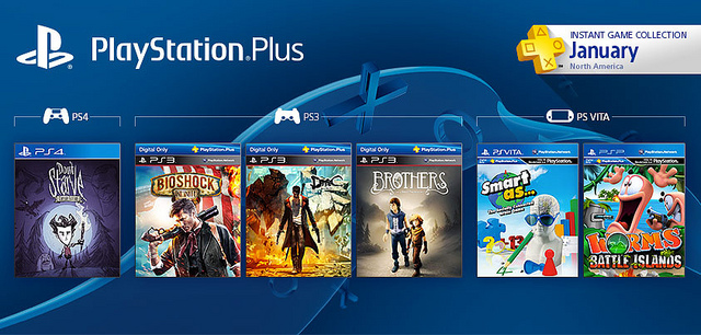 playstation plus jan 2014 preview bioshock infinite