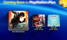 King Of Fighters XIII Free For PlayStation Plus Tomorrow