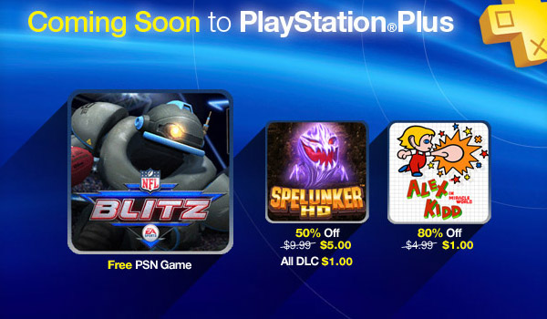 NFL Blitz Hits PlayStation Plus Instant Game Collection Tomorrow