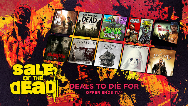 playstation plus sale of the dead