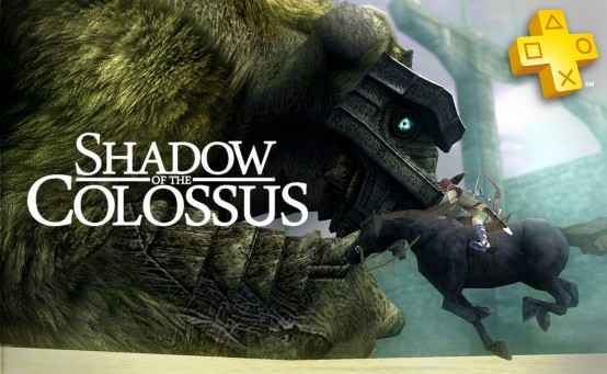 playstation plus shadow of the colossus